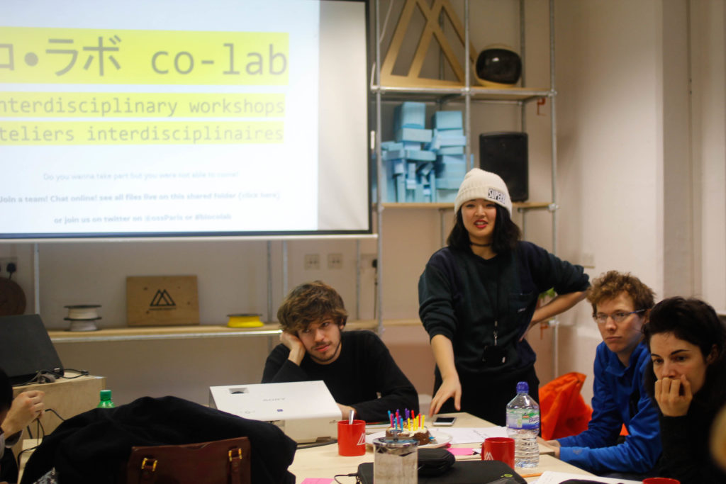 Co-lab workshops open science school biocolab