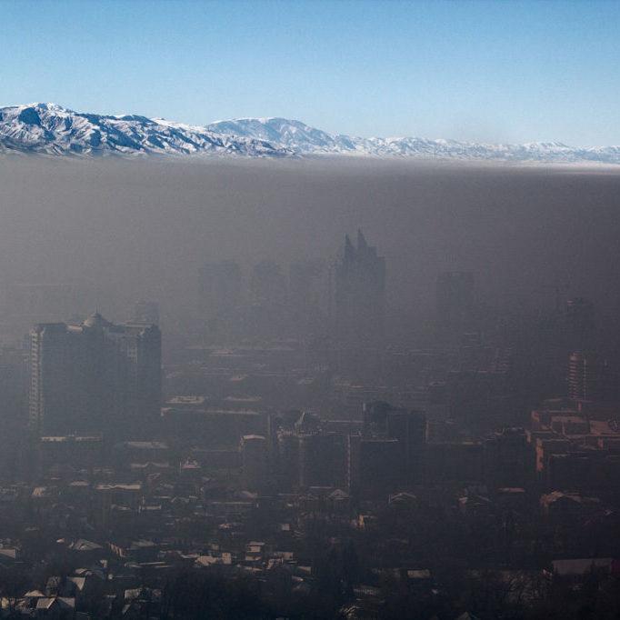 Almaty._smog