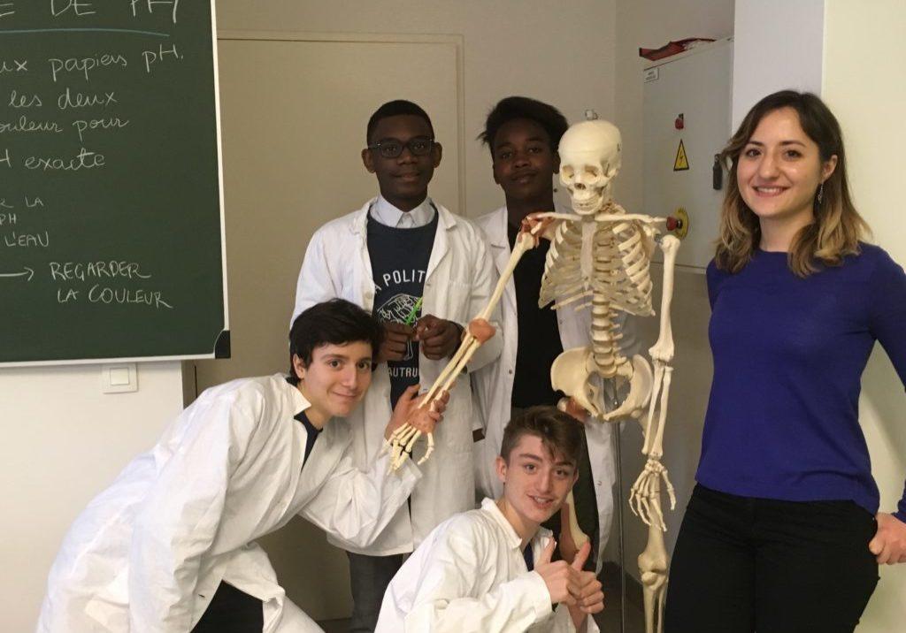 Open Science School High School workshops