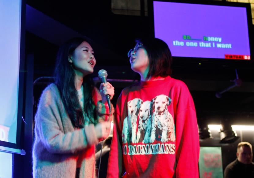 karaoke co-lab workshops